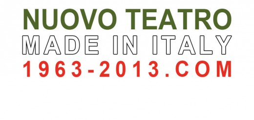 nuovo teatro made in italy