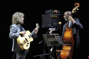 Arena Flegrea - Pat Metheny e Ron Carter foto: Roberto Della Noce