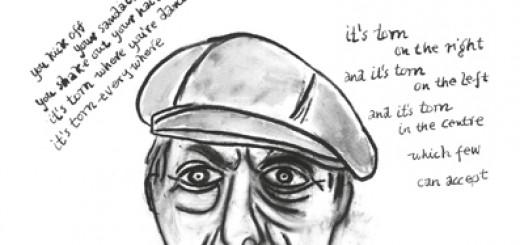 il modo di dire addio Leonard Cohen