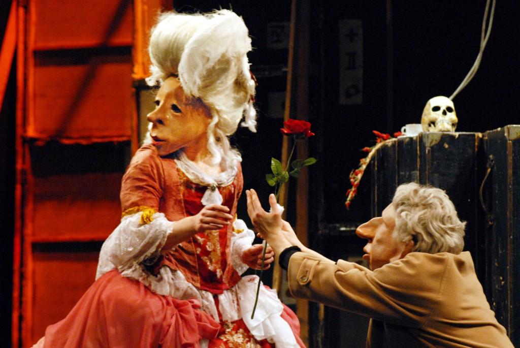 Foto: Gabriele Zucca Familie Flöz - Teatro Delusio www.floez.net